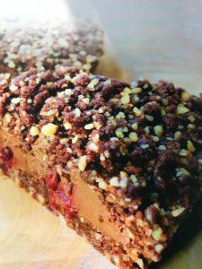 przepis na zdrowe ciasto czekoladowe, bez pieczenia, bez cukru, bez glutenu