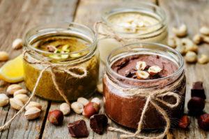 awokado i orzechy czyli masło orzechowe