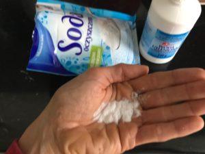 przepis na domowy antyperspirant