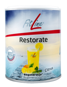 Restorate fitline, minerały