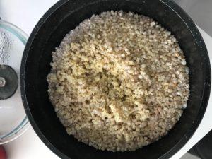 jak zrobić żywą kaszę jaglaną