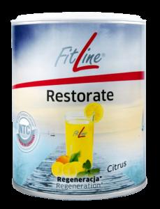 restorate fit line