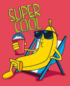 banan po treningu