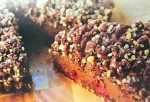 przepis na zdrowe ciasto czekoladowe