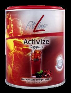 Activize energia, siła witaminy z grupy