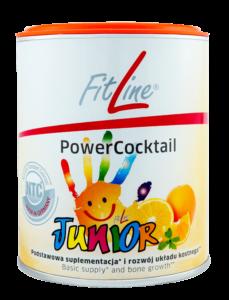 PowerCoctail Junior FitLine dla dzieci
